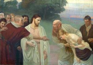jezus i jawnogrzesznica
